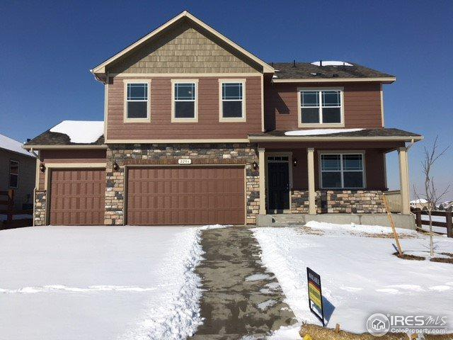 2286 Stonefish Dr, Windsor, CO 80550 (MLS #842136) :: The Forrest Group