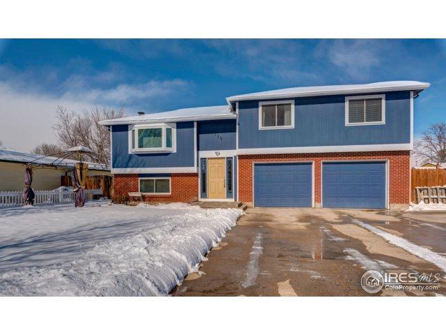 130 Ivy Ct, Windsor, CO 80550 (MLS #842144) :: The Forrest Group