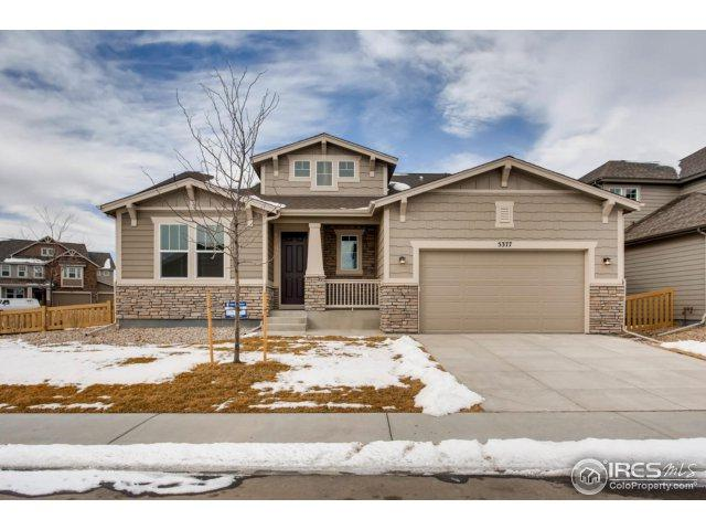 5377 Hallowell Park Dr, Timnath, CO 80547 (MLS #842150) :: The Forrest Group