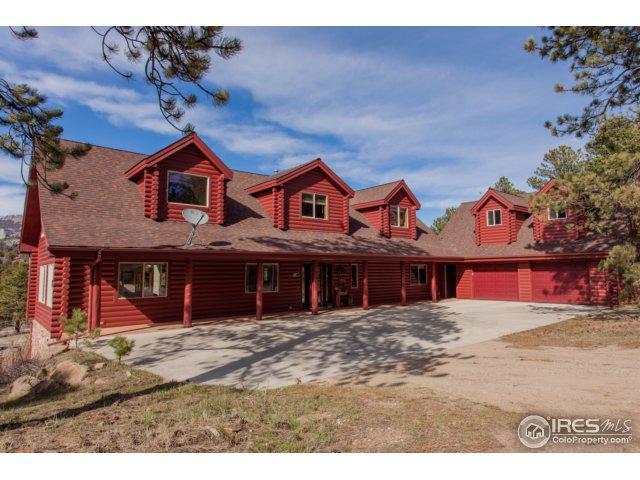 907 Prospect Park Dr, Estes Park, CO 80517 (#842158) :: The Peak Properties Group