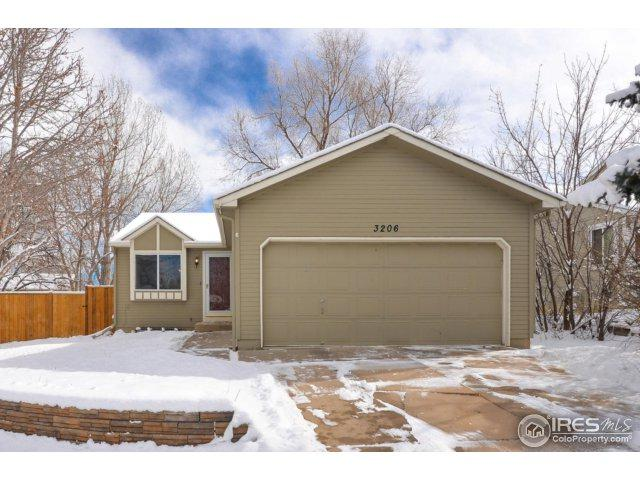 3206 Sweeney St, Fort Collins, CO 80526 (#842208) :: The Umphress Group