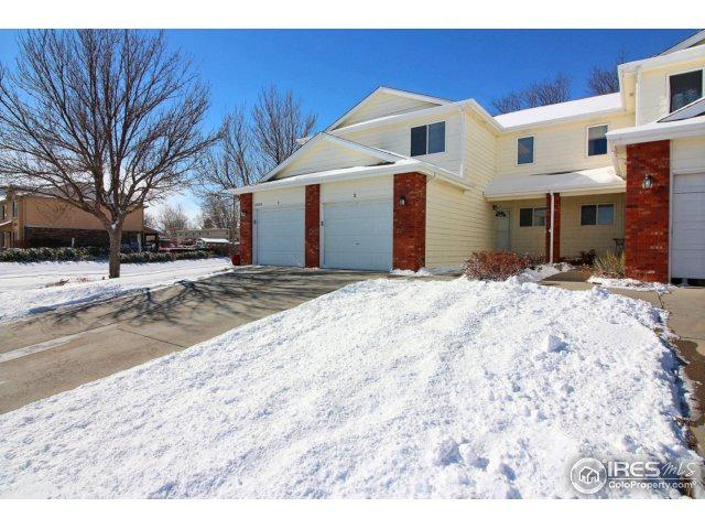 2531 49th Ave #2, Greeley, CO 80634 (MLS #842222) :: The Daniels Group at Remax Alliance