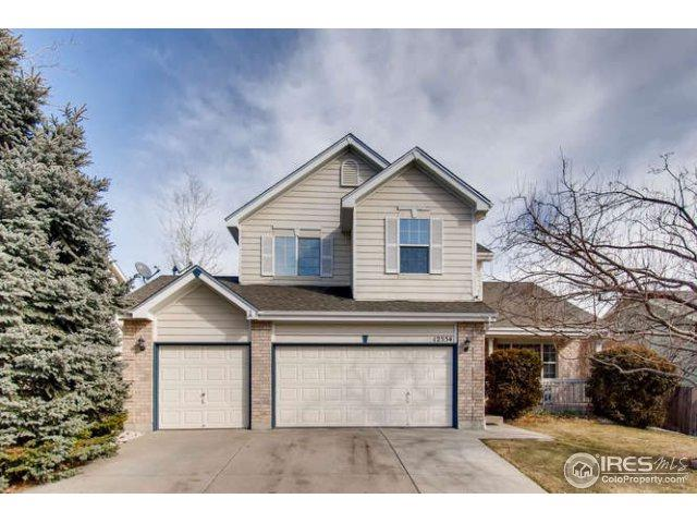 12554 Utica St, Broomfield, CO 80020 (#842233) :: The Griffith Home Team