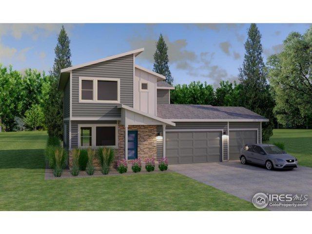 515 Vivian St, Severance, CO 80546 (#842283) :: The Peak Properties Group