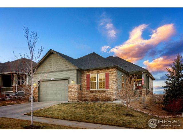 13721 W 87th Dr, Arvada, CO 80005 (MLS #842285) :: The Daniels Group at Remax Alliance