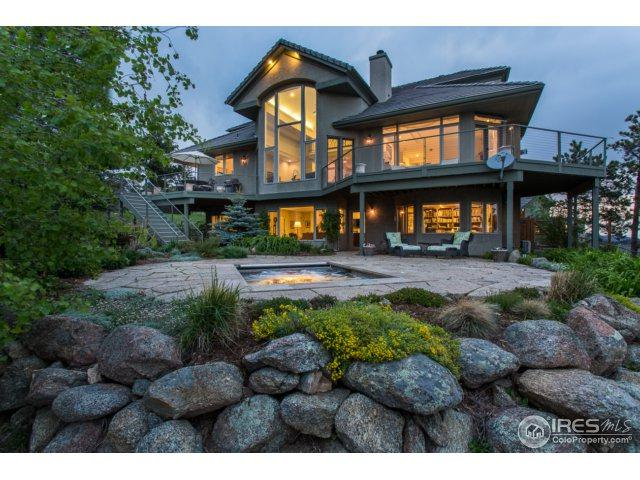 7000 Sunshine Canyon Dr, Boulder, CO 80302 (#842288) :: The Peak Properties Group