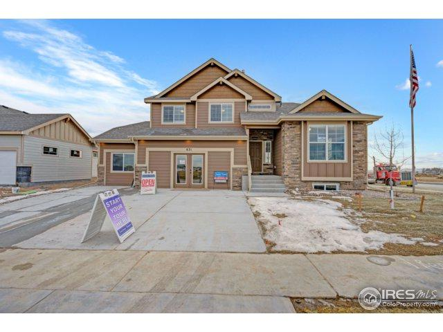 8521 13th St, Greeley, CO 80634 (#842314) :: The Griffith Home Team