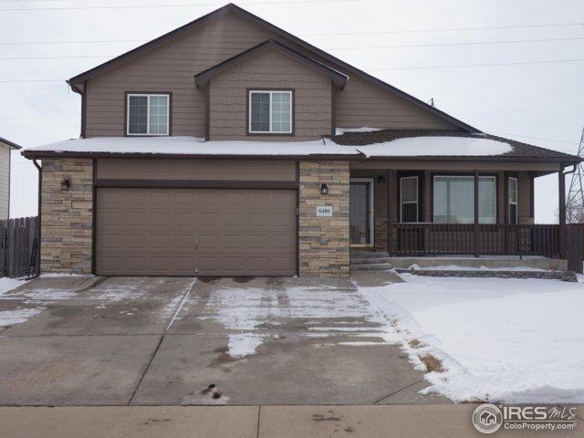 8408 19th St Rd, Greeley, CO 80634 (MLS #842315) :: Downtown Real Estate Partners