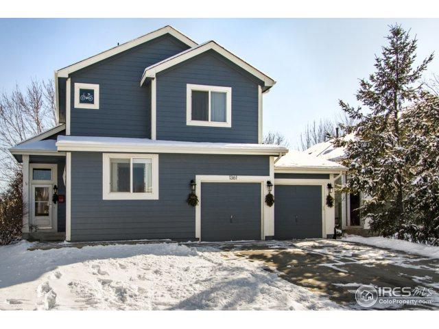 1361 Carnation Cir, Longmont, CO 80503 (#842331) :: The Peak Properties Group