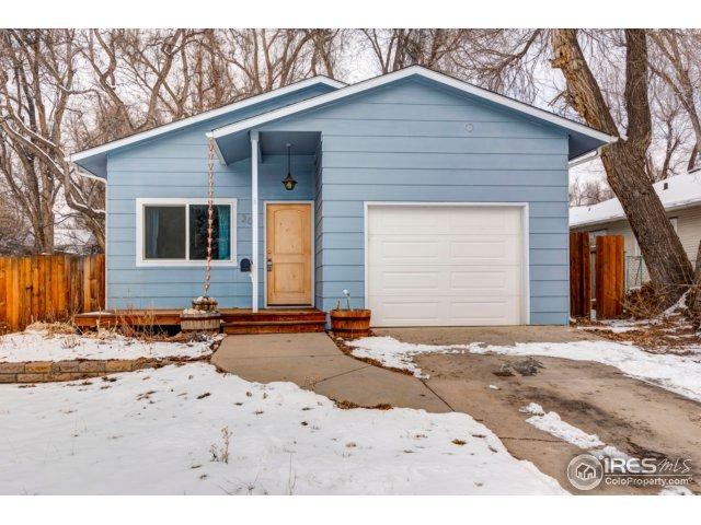 306 Alpert Ave, Fort Collins, CO 80525 (#842332) :: The Peak Properties Group
