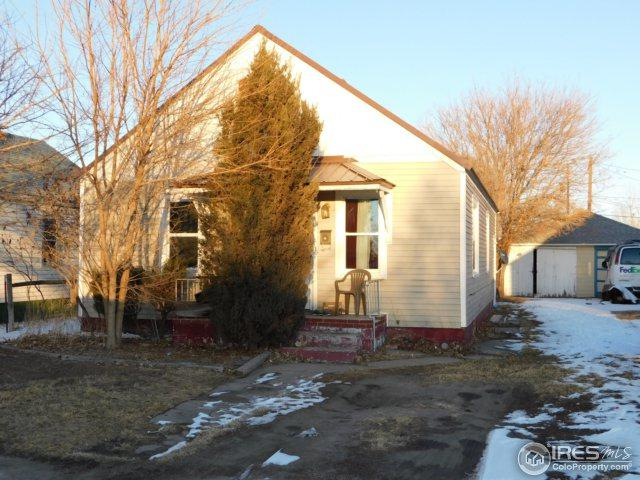 428 N 4th Ave, Sterling, CO 80751 (#842355) :: The Griffith Home Team