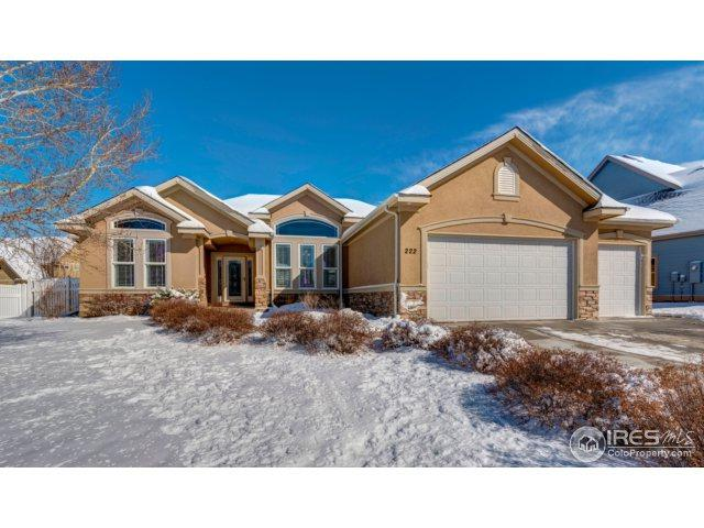 222 N 52nd Ave, Greeley, CO 80634 (MLS #842362) :: Downtown Real Estate Partners