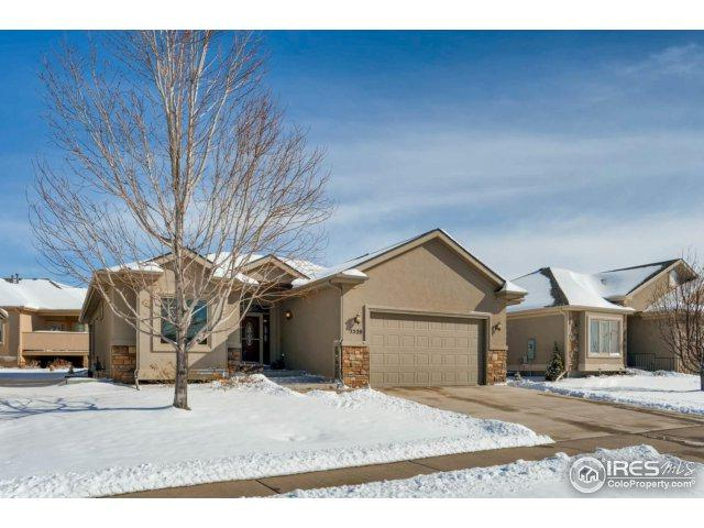 1520 64th Ave Ct, Greeley, CO 80634 (MLS #842373) :: Downtown Real Estate Partners