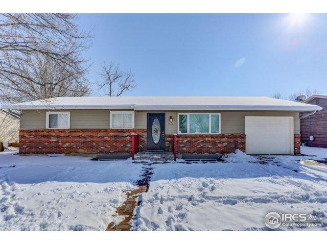936 SW 21 St, Loveland, CO 80537 (MLS #842379) :: 8z Real Estate