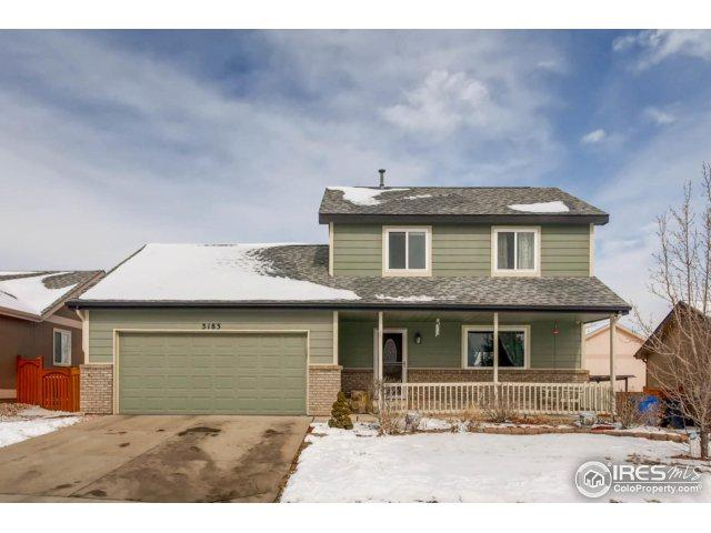 3183 Williamsburg St, Loveland, CO 80538 (MLS #842382) :: Downtown Real Estate Partners