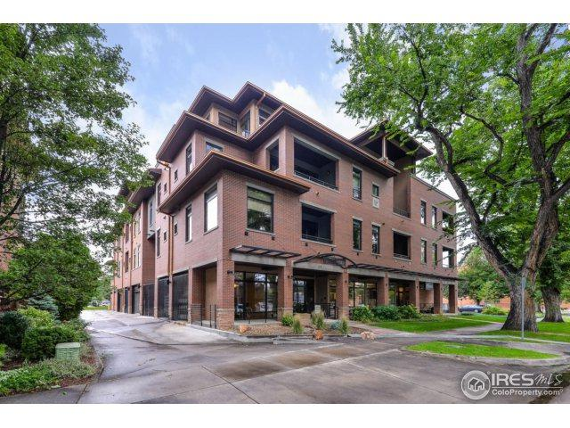 210 W Magnolia St #220, Fort Collins, CO 80521 (MLS #842388) :: Downtown Real Estate Partners