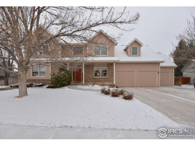 1222 Red Oak Ct, Fort Collins, CO 80525 (MLS #842392) :: Downtown Real Estate Partners