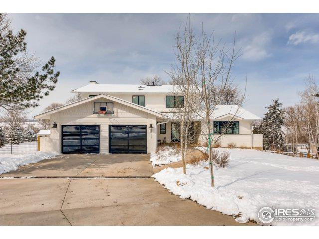 8012 Fox Ridge Ct, Boulder, CO 80301 (MLS #842396) :: The Forrest Group