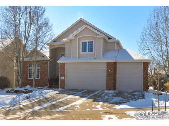 3415 Green Spring Dr, Fort Collins, CO 80528 (MLS #842399) :: Downtown Real Estate Partners
