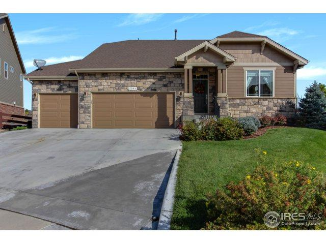 2046 Seahawk Ct, Windsor, CO 80550 (MLS #842408) :: Downtown Real Estate Partners