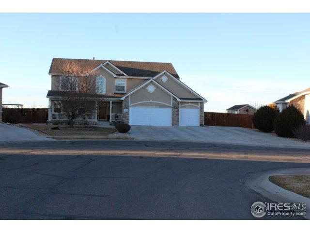 7911 18th St Rd, Greeley, CO 80634 (MLS #842413) :: Downtown Real Estate Partners