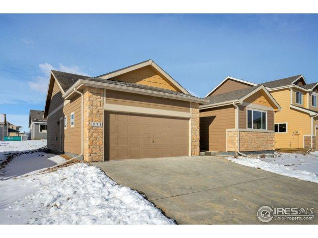 441 Ptarmigan St, Severance, CO 80550 (MLS #842417) :: The Forrest Group