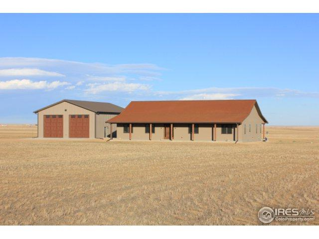 45532 County Road 29, Nunn, CO 80648 (MLS #842423) :: The Forrest Group