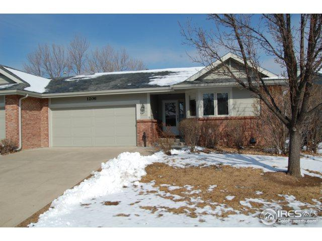 1206 Silk Oak Ct, Fort Collins, CO 80525 (MLS #842425) :: Downtown Real Estate Partners