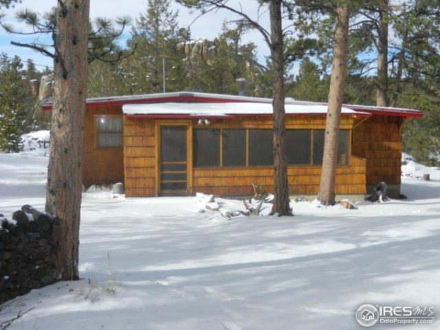 16 Teddys Ln, Red Feather Lakes, CO 80545 (#842429) :: The Peak Properties Group