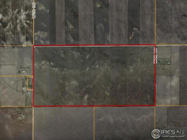0 Wcr 105, Grover, CO 80729 (MLS #842438) :: The Forrest Group
