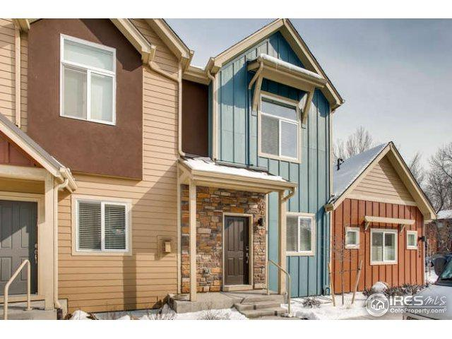 1320 Kestrel Ln B, Longmont, CO 80501 (MLS #842444) :: The Forrest Group