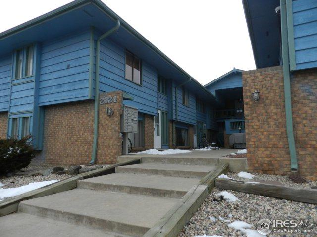 2024 W Plum St #2, Fort Collins, CO 80521 (MLS #842449) :: The Daniels Group at Remax Alliance