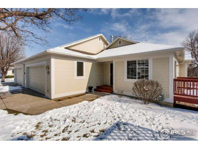 2721 Abarr Dr, Loveland, CO 80538 (MLS #842452) :: Downtown Real Estate Partners