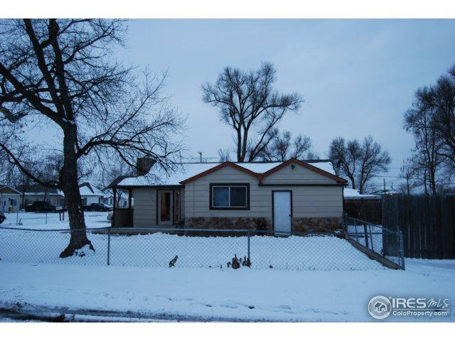 803 40th St, Evans, CO 80620 (MLS #842458) :: The Forrest Group