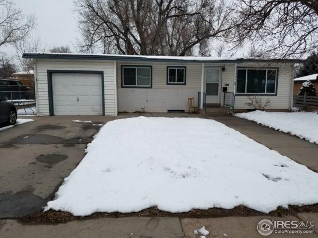 2550 16th Ave, Greeley, CO 80631 (MLS #842459) :: The Forrest Group
