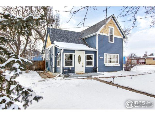 1031 N 4th St, Berthoud, CO 80513 (MLS #842460) :: The Forrest Group