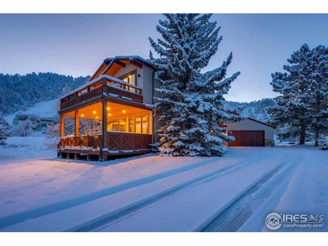 63 Boulder View Ln, Boulder, CO 80304 (MLS #842464) :: The Forrest Group