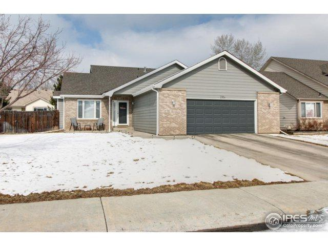 2206 Bronson St, Fort Collins, CO 80526 (MLS #842466) :: The Forrest Group