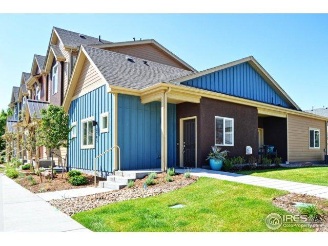 1317 Country Ct A, Longmont, CO 80501 (MLS #842471) :: The Forrest Group