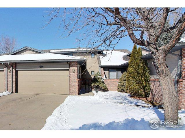 2010 46th Ave #59, Greeley, CO 80634 (MLS #842508) :: The Daniels Group at Remax Alliance