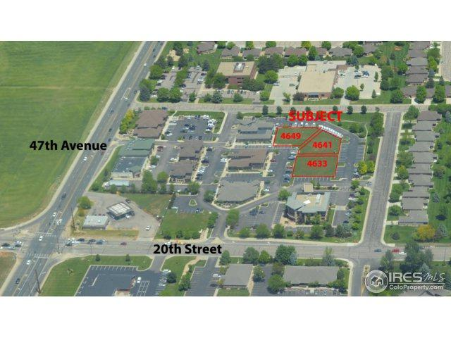 4633 W 20th St, Greeley, CO 80634 (MLS #842544) :: 8z Real Estate