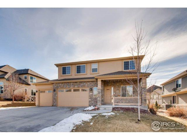 4985 W 107th Loop, Westminster, CO 80031 (#842551) :: The Peak Properties Group