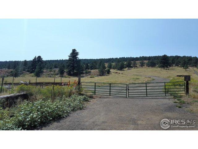 2853 Stone Canyon Rd, Lyons, CO 80540 (MLS #842584) :: 8z Real Estate