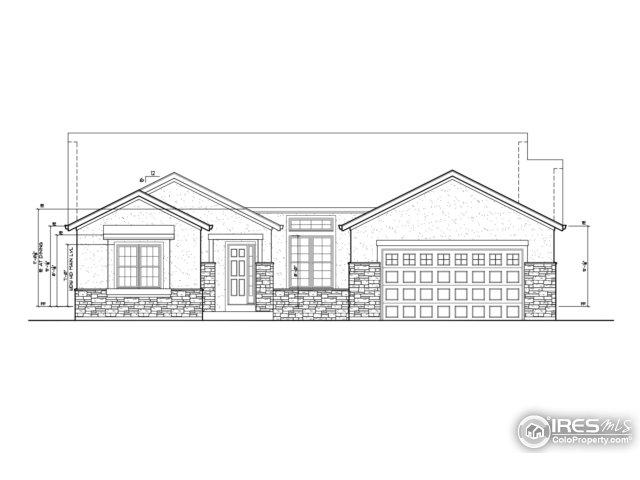 6071 Crooked Stick Dr, Windsor, CO 80550 (#842663) :: The Peak Properties Group