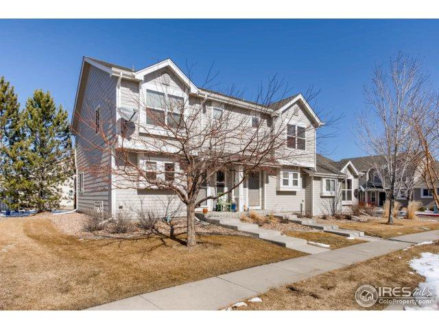 702 Crown Ridge Ln #2, Fort Collins, CO 80525 (MLS #842675) :: The Daniels Group at Remax Alliance