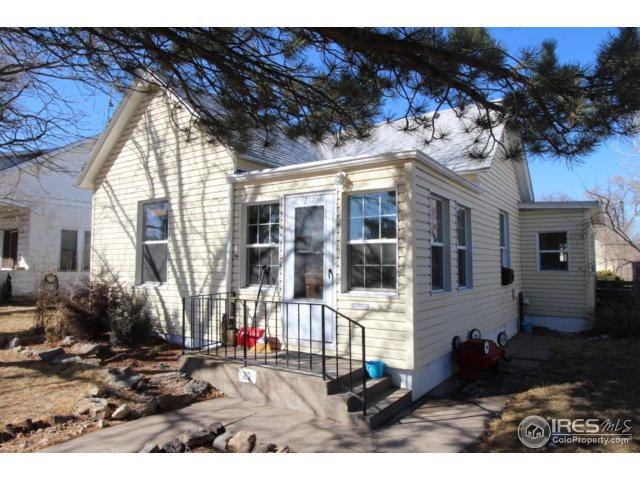 212 State St, Sterling, CO 80751 (#842756) :: The Peak Properties Group