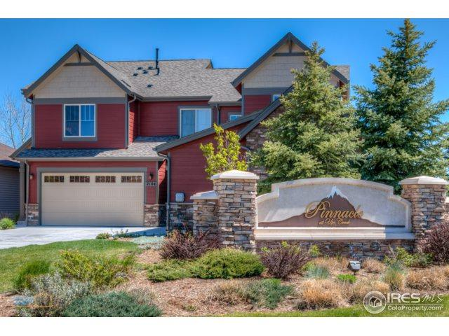 2104 Calais Dr A, Longmont, CO 80504 (MLS #842757) :: The Daniels Group at Remax Alliance