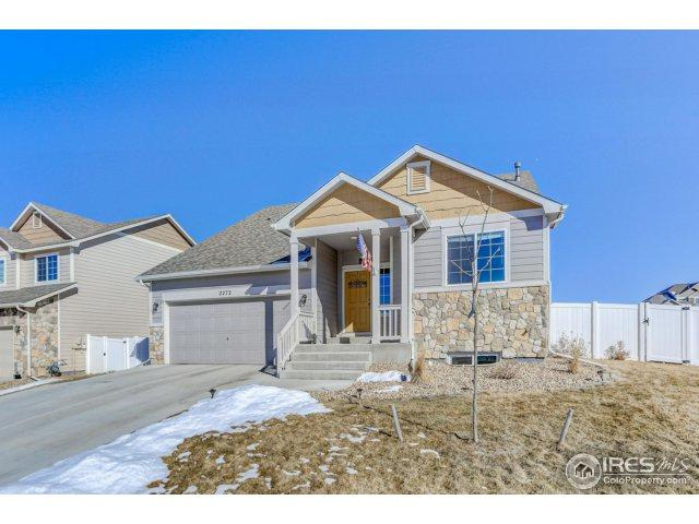 2272 76th Ave Ct, Greeley, CO 80634 (#842866) :: The Peak Properties Group