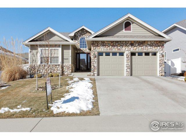 3009 68th Ave Ct, Greeley, CO 80634 (#842882) :: The Peak Properties Group