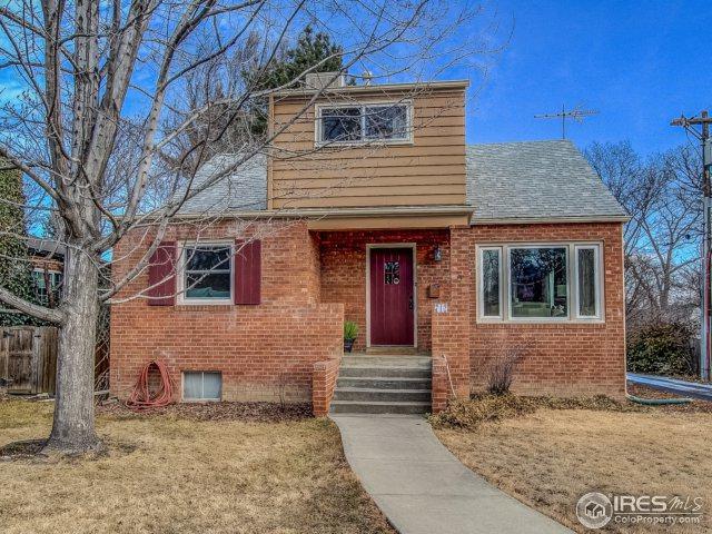 712 Judson St, Longmont, CO 80501 (#842934) :: The Peak Properties Group